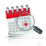 fotobehang-kalender-icoon-visite